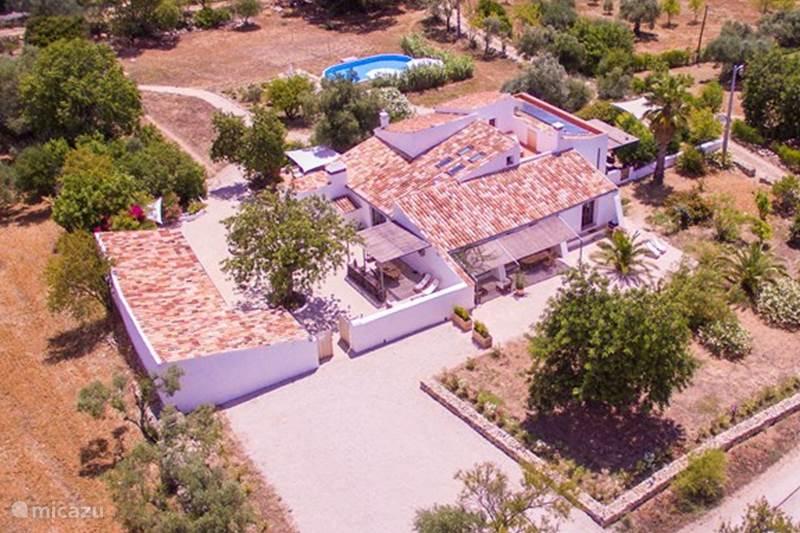 Vakantiehuis Portugal, Algarve, Moncarapacho Vakantiehuis Casa Estavel (Quinta da Vida)