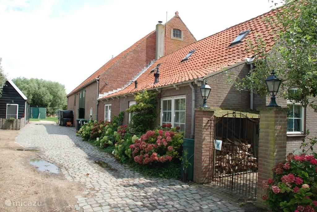 Vakantiehuis Nederland, Zeeland, Koudekerke - vakantiehuis Aan de Westhoek