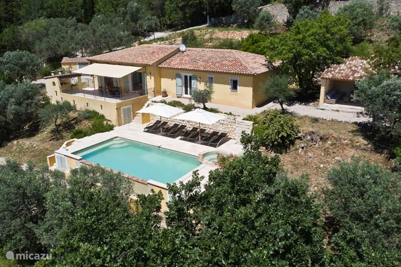 Vakantiehuis Frankrijk, Var, Callas Villa Villa Callas