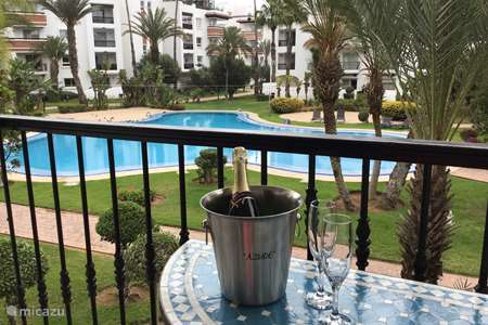 Vacation rental Morocco – apartment Apartment AZURE