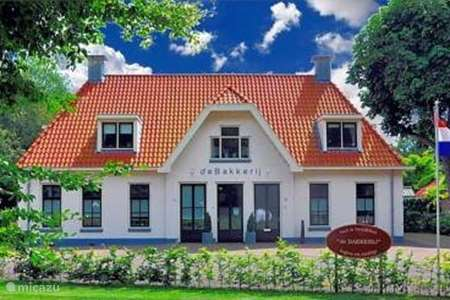 Vakantiehuis Nederland, Drenthe, Frederiksoord vakantiehuis Villa de Bakkerij