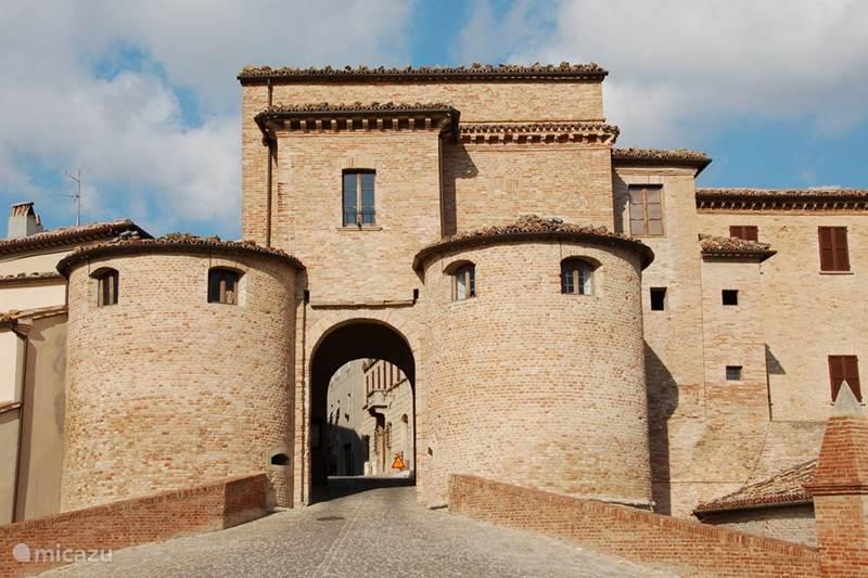 Vakantiehuis Italië, Marche, Mombaroccio Vakantiehuis Casetta Lucia