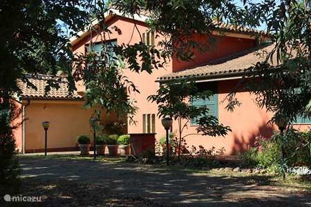 Vakantiehuis Italië, Lazio, Bracciano vakantiehuis Serrari