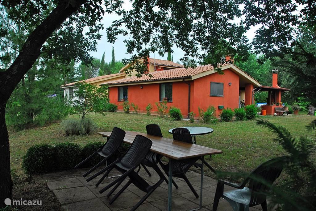 Vakantiehuis Italië, Lazio, Canale Monterano Vakantiehuis Serrari