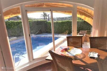 Vakantiehuis Spanje, Costa Blanca, Javea villa Villa met zwembad vlakbij de zee