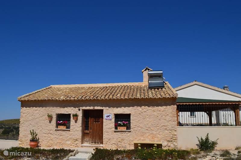 Vakantiehuis Spanje, Costa Blanca, Torre del Rico Finca Casa Pantorra