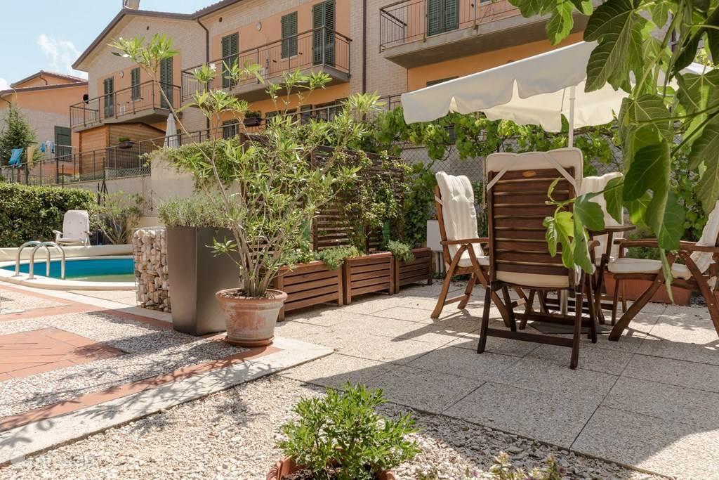 Vakantiehuis Italië, Umbrië, Castel Ritaldi Vakantiehuis Casa Verde
