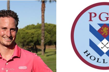 Golfen met PGA A-professional Gust Maes