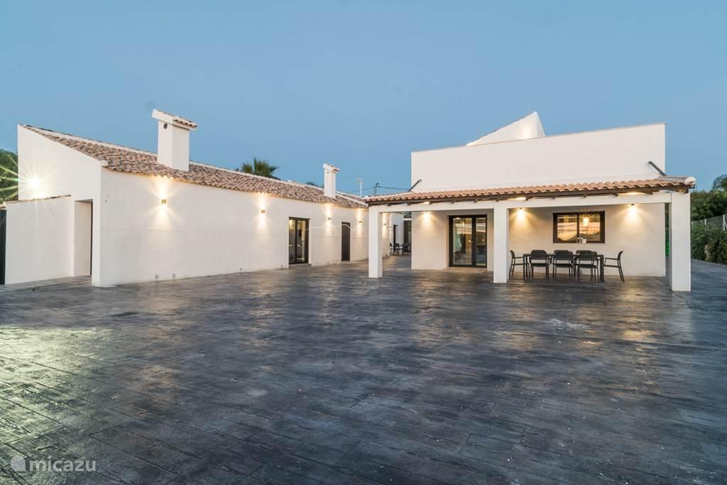 Vacation rental Spain, Costa Blanca, Formentera del Segura holiday house Casa la Vuelta