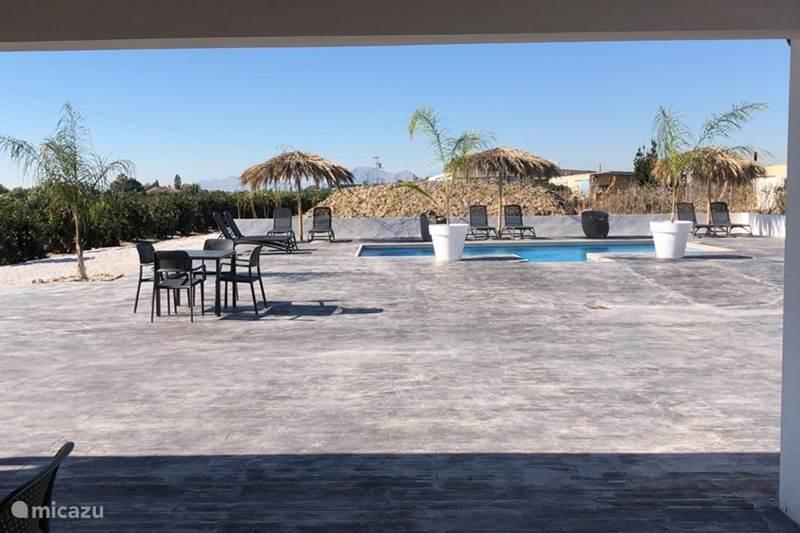 Vakantiehuis Spanje, Costa Blanca, Formentera del Segura Vakantiehuis Casa la Vuelta