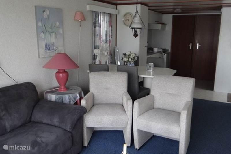 Vakantiehuis Nederland, Gelderland, Terwolde a/d IJssel Chalet Chalet met uitzicht op de IJssel