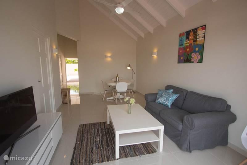 Vakantiehuis Curaçao, Banda Ariba (oost), Cas Grandi Vakantiehuis Nieuwe woning op resort met zwembad