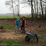 Bettie en Hanneke Zaal Brouwer