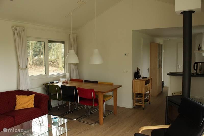 Vakantiehuis Nederland, Drenthe, Doldersum Chalet De Uithoek