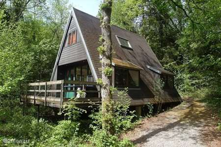 Vacation rental Belgium, Ardennes, Durbuy - bungalow Forest house 175