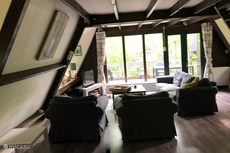 Ferienwohnung Belgien, Ardennen, Durbuy Bungalow Waldhaus 175