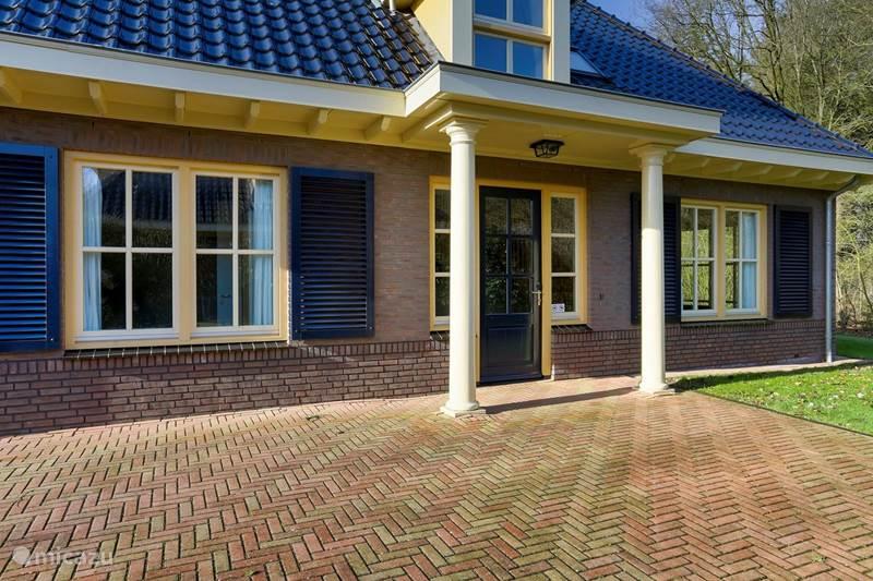 Vakantiehuis Nederland, Drenthe, Exloo Vakantiehuis Luxe vakantiebungalow Exloo