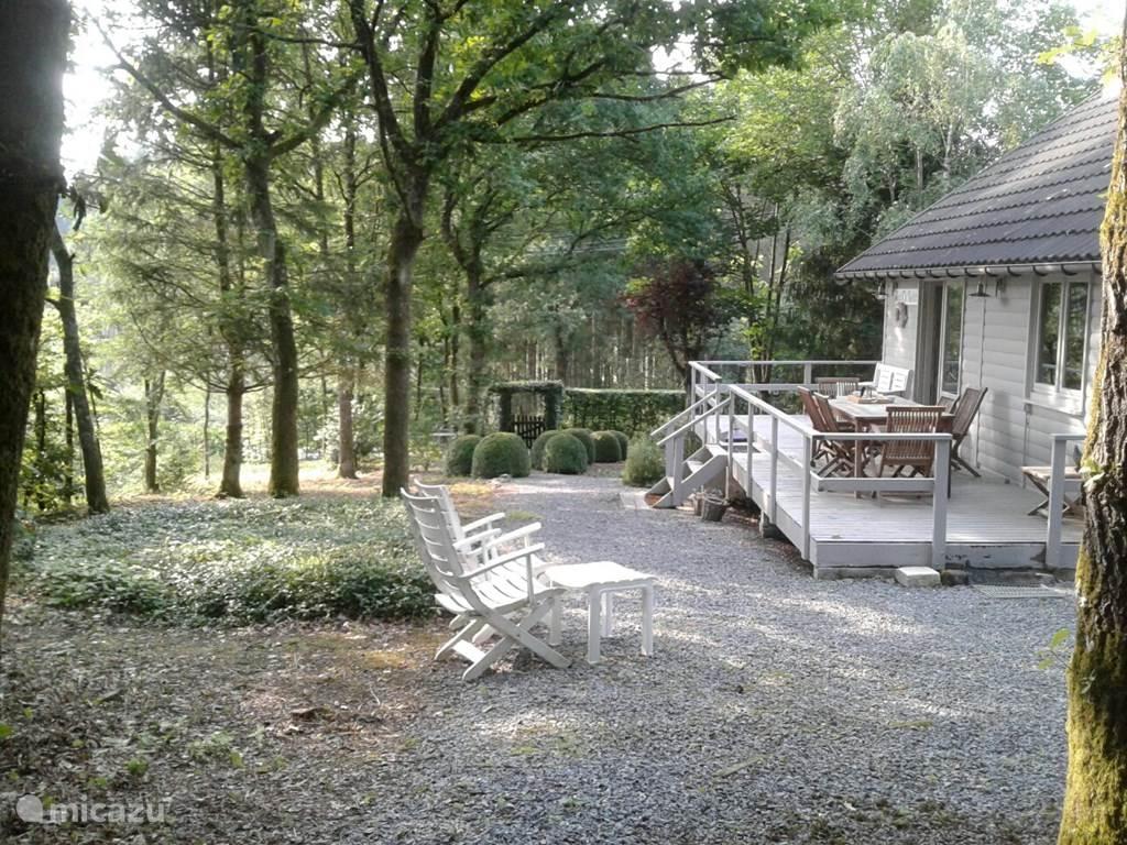 Vacation rental Belgium, Ardennes, Erezée Chalet Le Calme