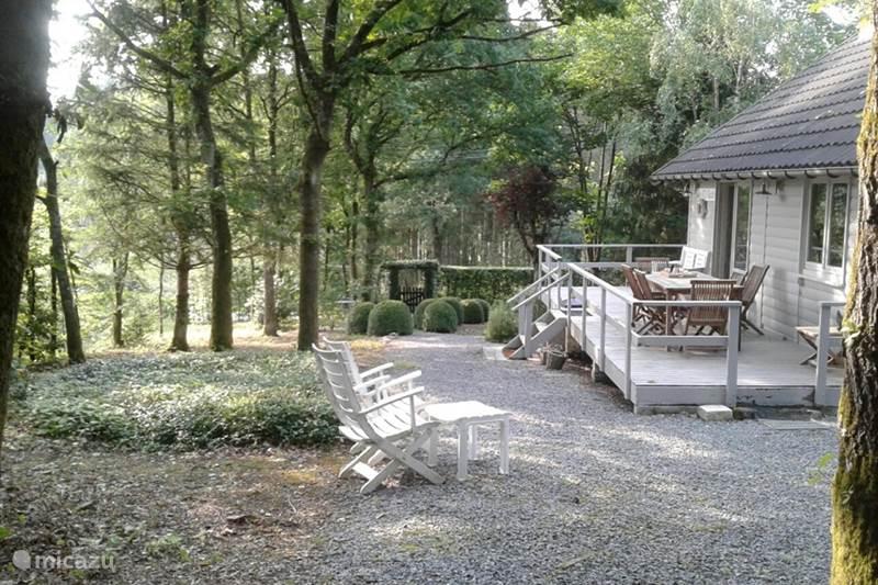 Vakantiehuis België, Ardennen, Erezée Chalet Le Calme
