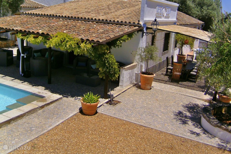 Vakantiehuis Portugal, Algarve, Moncarapacho villa Quinta Cerro da Cabeça