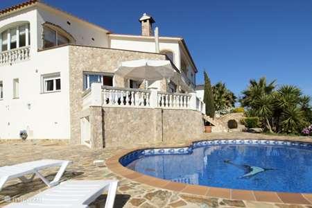 Vakantiehuis Spanje, Costa Brava, Lloret de Mar villa Villa Senna
