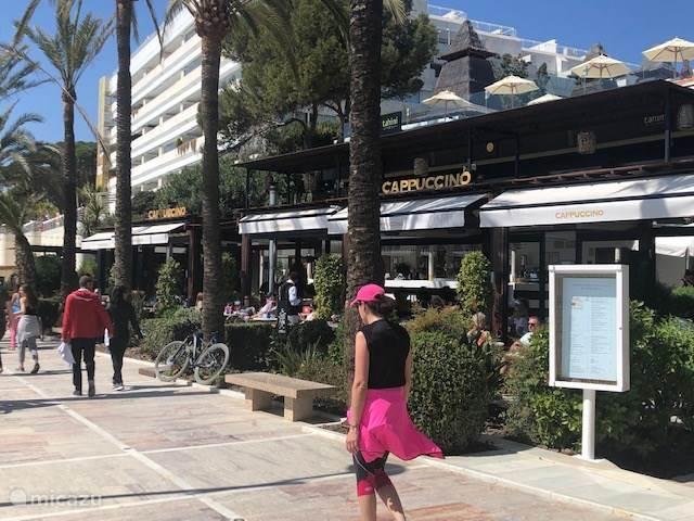 Cappucino Marbella