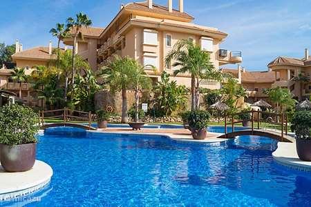 Vakantiehuis Spanje, Costa del Sol, Marbella appartement Aloha Hill Club Marbella