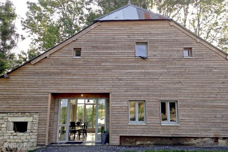 Vakantiehuis Frankrijk, Franse Ardennen, Liart Boerderij De Oude Korenschuur - La Grange