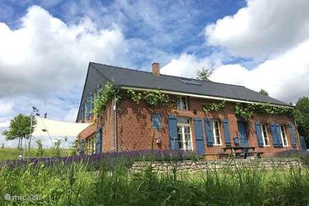 Vakantiehuis Frankrijk, Franse Ardennen, Liart boerderij Het Oude Boerderijtje - La Fermette