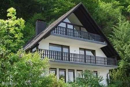 Ferienwohnung Deutschland, Mosel, Traben-Trarbach appartement ELLA - Kräuterhaus