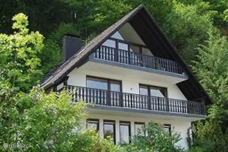 Vakantiehuis Duitsland, Moezel, Traben-Trarbach Appartement ELLA - Kräuterhaus