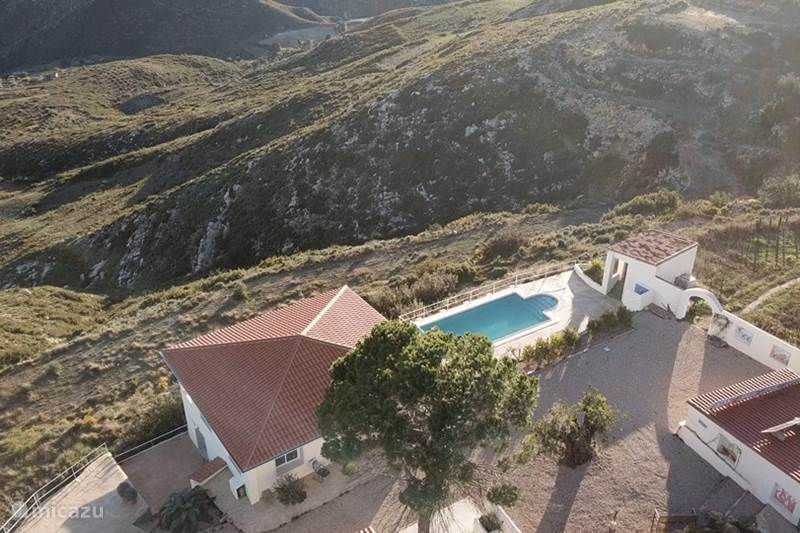 Vakantiehuis Spanje, Valencia, Dos Aguas Villa Casa Lo Es