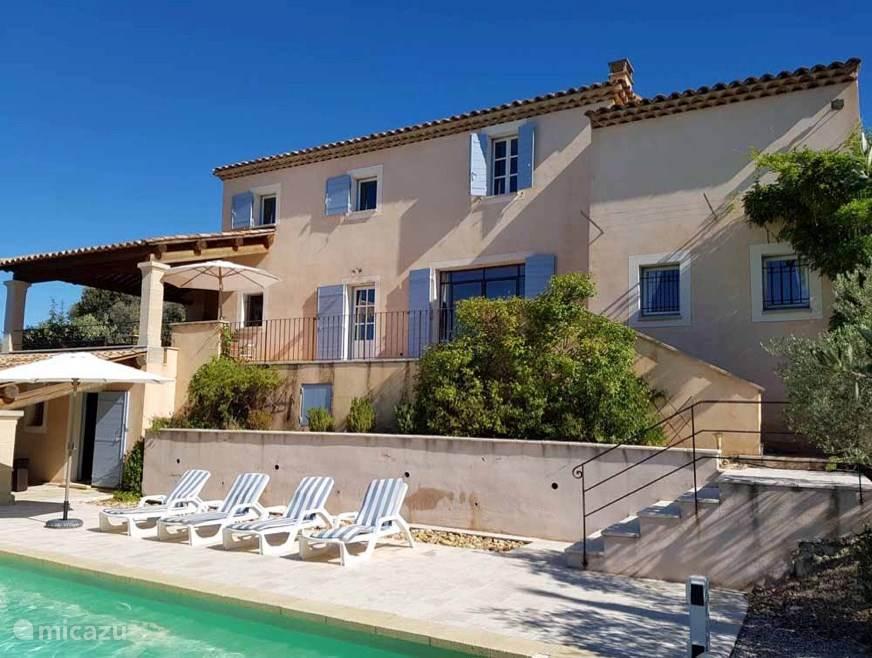Vakantiehuis Frankrijk, Provence, Crillon-le-Brave vakantiehuis Le Désir du Ventoux