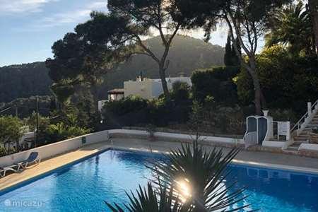 Vakantiehuis Spanje, Ibiza, Santa Eulalia vakantiehuis Casa la Casita