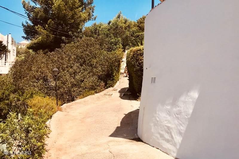 Vacation rental Spain, Ibiza, Santa Eulalia Holiday house Casa la Casita