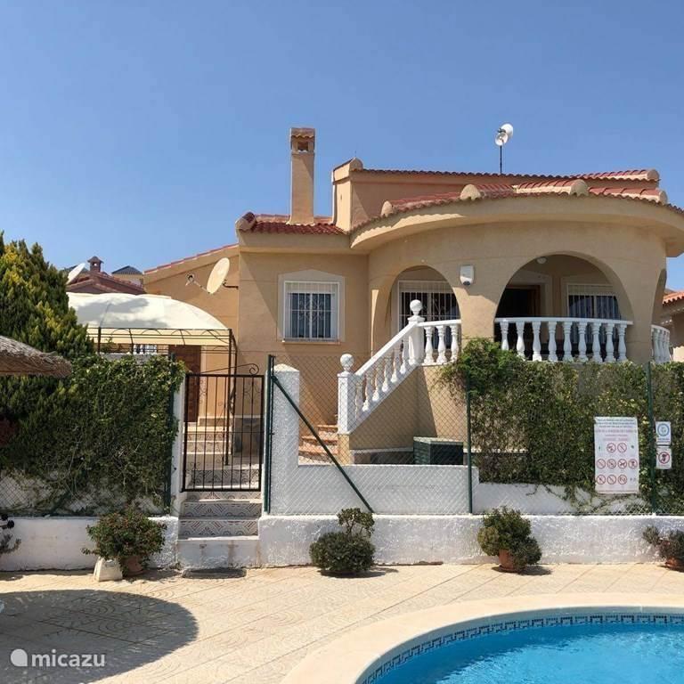 Vakantiehuis Spanje, Costa Blanca, Daya Vieja - vakantiehuis Casa Smille