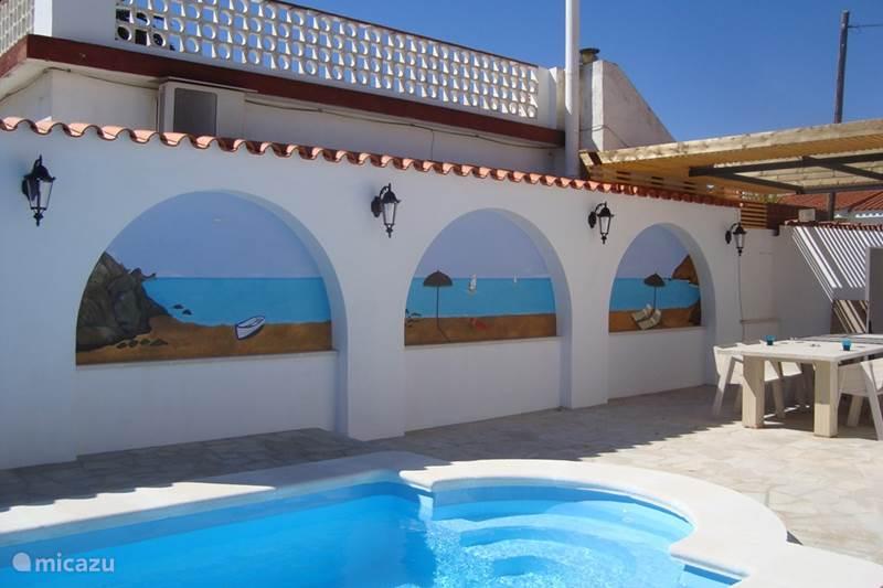 Vakantiehuis Spanje, Costa del Azahar, Vinaroz Vakantiehuis Casa Pescador 'Triadors' Vinaros