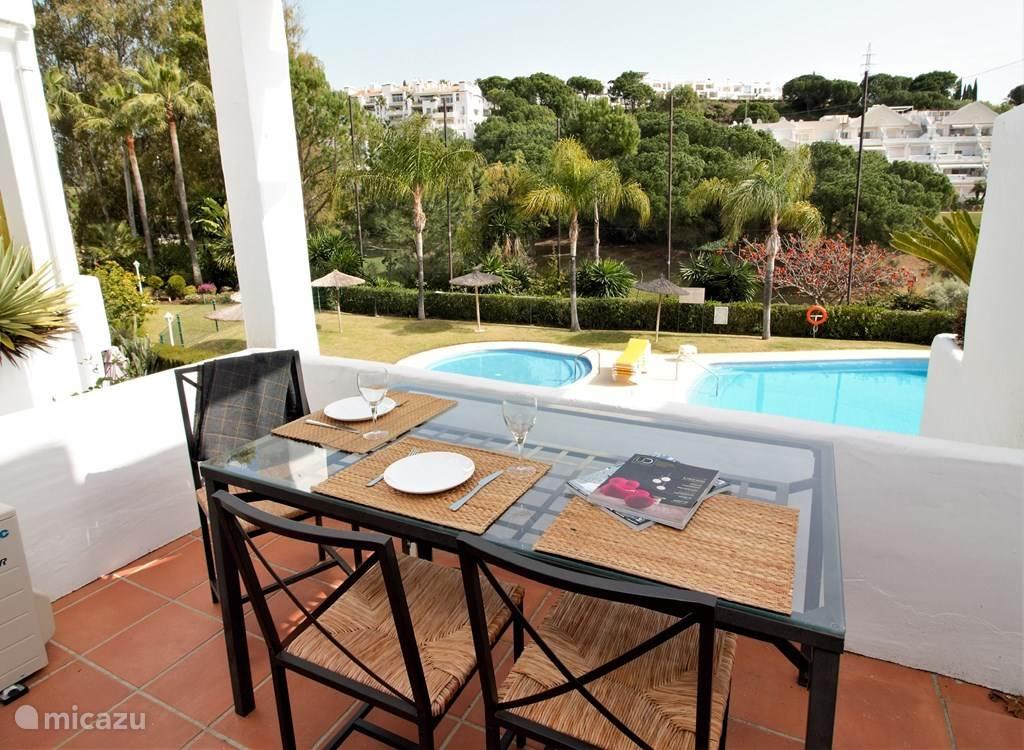 Vakantiehuis Spanje, Costa del Sol, Benahavis appartement Soto de la Quinta  nabij Marbella