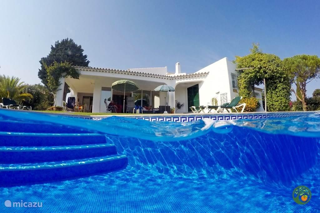 Vacation rental Portugal, Algarve, Albufeira villa Villa Laranjeira
