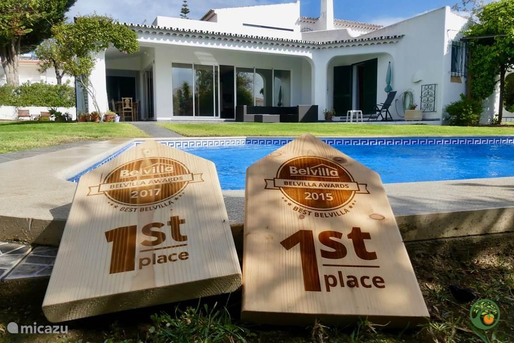 Vakantiehuis Portugal, Algarve, Albufeira Villa Villa Laranjeira