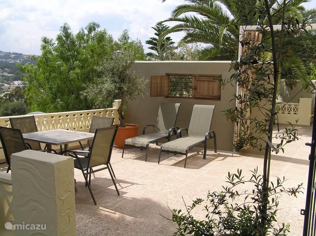 Vakantiehuis Spanje, Costa Blanca, Moraira Appartement Appartement Gekko
