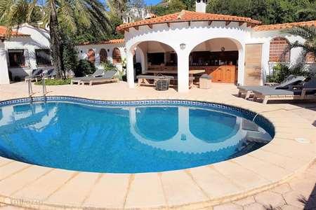 Vakantiehuis Spanje, Costa Blanca, Benissa villa Villa Natimar