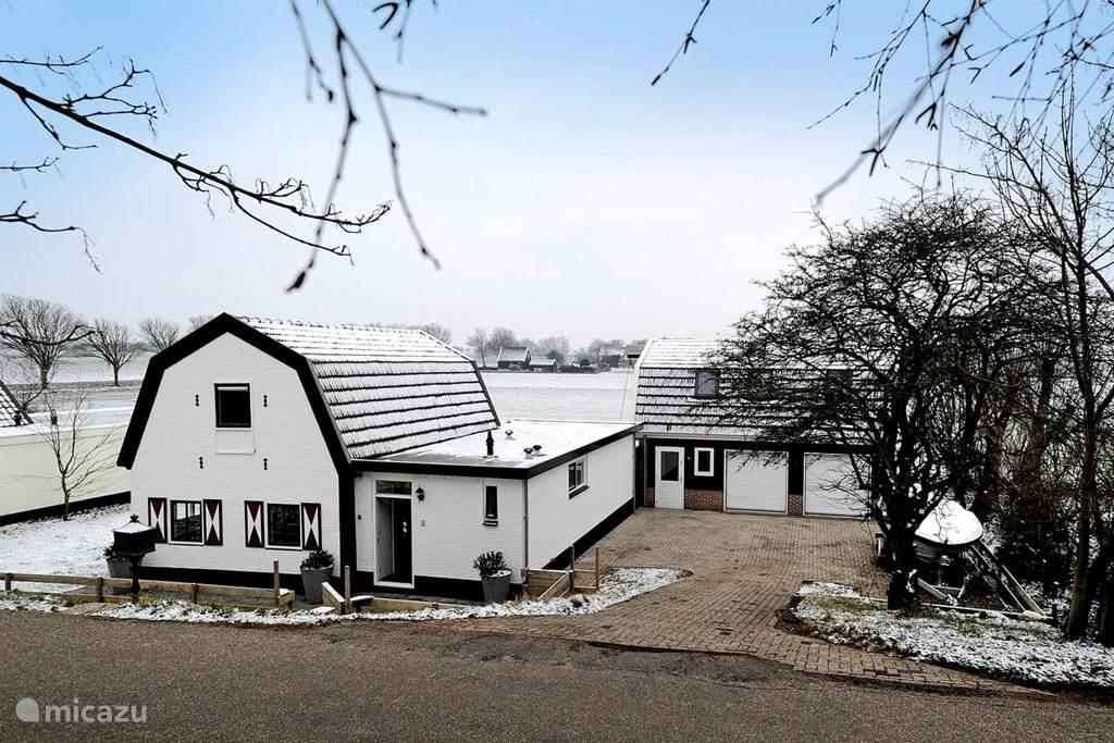 Vakantiehuis Nederland, Noord-Holland, Wieringerwaard Appartement Ruime Blik