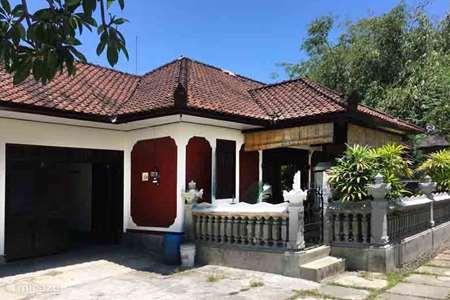 Vakantiehuis Indonesië – bungalow Prachtige bungalow in hartje Sanur