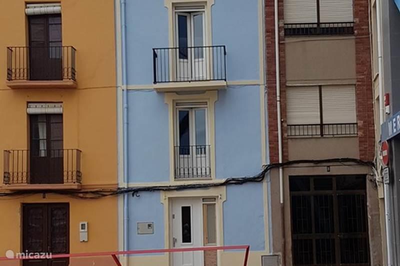 Vakantiehuis Spanje, Costa del Azahar, Vinaroz Vakantiehuis Casa Pescador San Telmo Vinaros