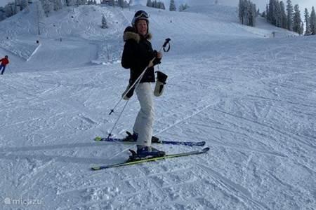 Skien in de Italiaanse Alpen (1,5 uur rijden vanaf Porlezza) in Madessimo