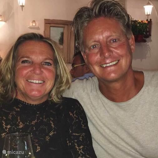 Bert en Ann-Marie  van Dam