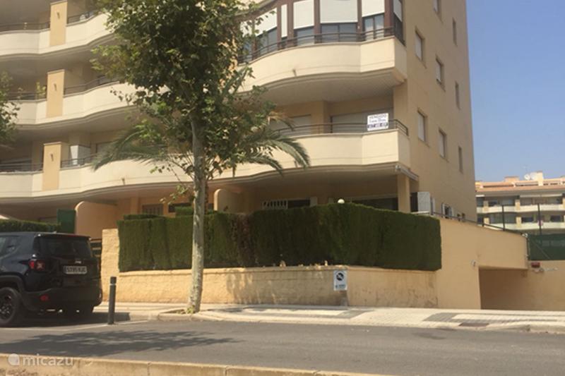 Vakantiehuis Spanje, Costa Blanca, Albir Appartement Estrella
