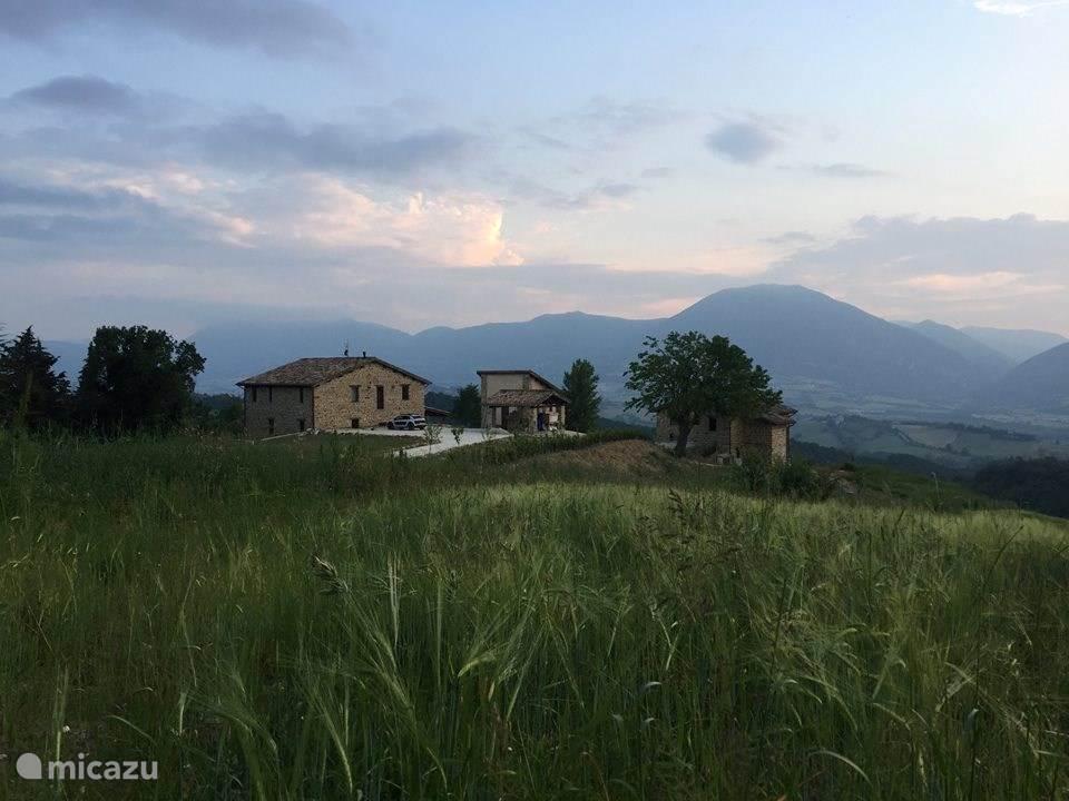 Vakantiehuis Italië, Marche, Castelraimondo Appartement Appartement Michael