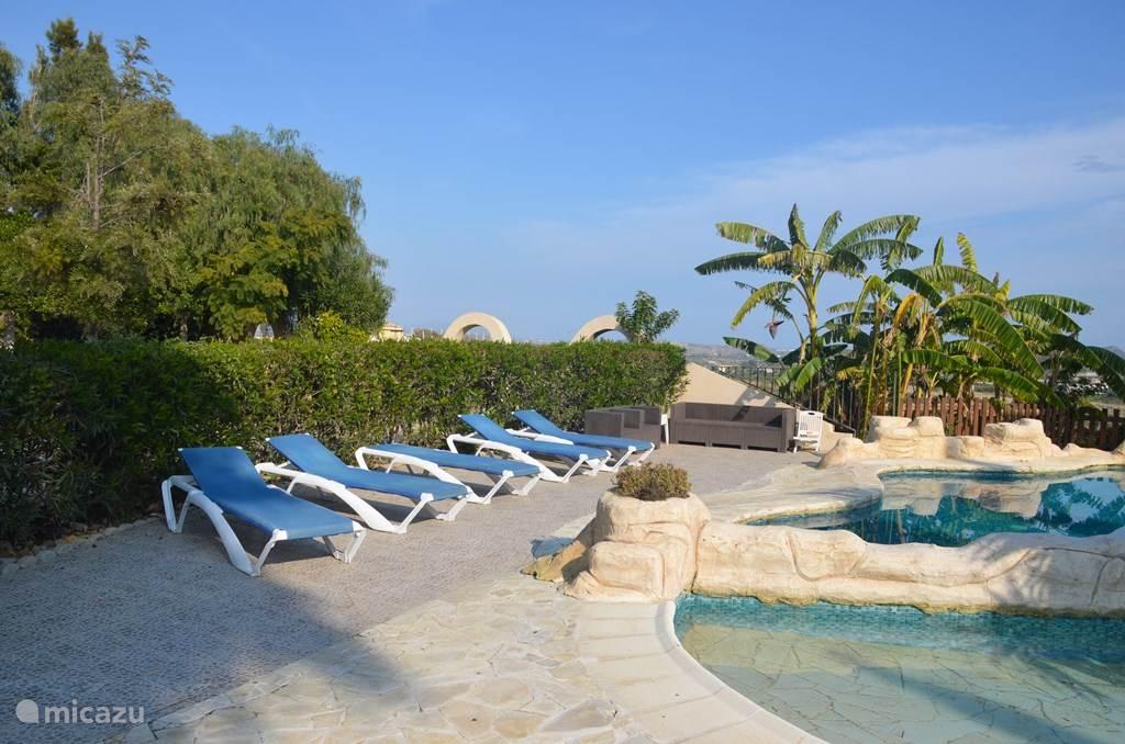 Vacation rental Spain – bed & breakfast Cortijo Del Cura 4